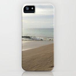 plage de la perle iPhone Case
