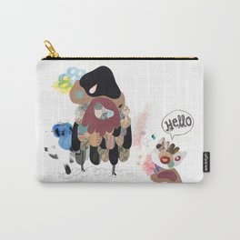 SayHello Carry-All Pouch