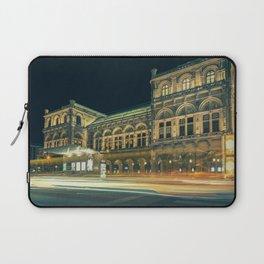 Vienna Opera House II (Wiener Staatsoper). Vienna, Austria. Laptop Sleeve