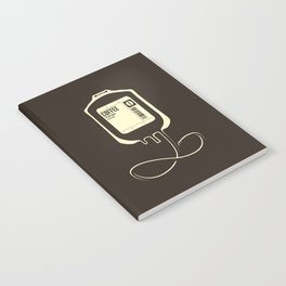 Coffee Transfusion Notebook