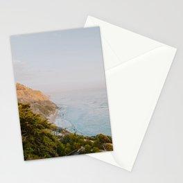 malibu coast ii / california Stationery Cards