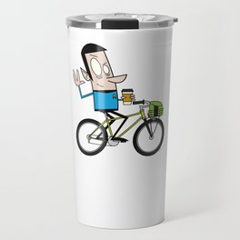 Coffee Spock Travel Mug