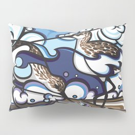 The Sandpipers Pillow Sham