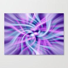 Twirls Canvas Print