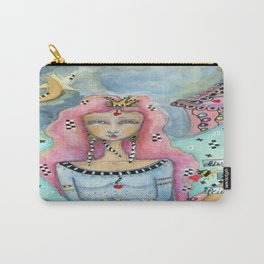 Always Be The Princess Carry-All Pouch