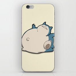 Pokémon - Number 143 iPhone Skin