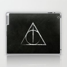 Deathly Hallows (Harry Potter) Laptop & iPad Skin