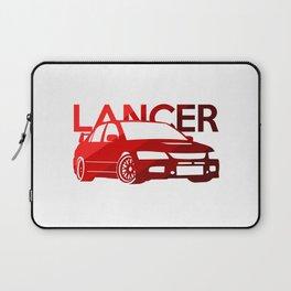 Mitsubishi Lancer Evo - classic red - Laptop Sleeve
