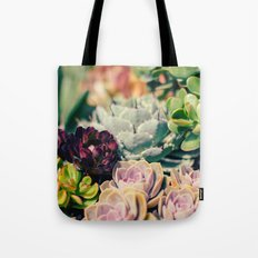 Cacti And Succulents I Tote Bag