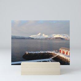 Beautiful Norway Mini Art Print