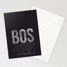 BOS II Stationery Cards