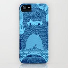 Hello Little Creature iPhone Case