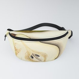 Vintage Botanical Pear Fanny Pack