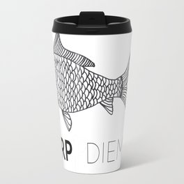 Carp Diem Travel Mug