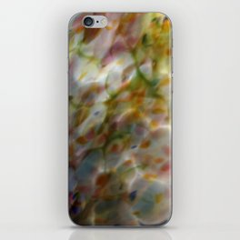 Abstract Dots iPhone Skin