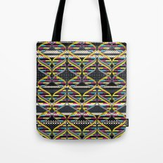 Pattern DNA Tote Bag