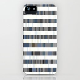 Bach Invention (Shades of Grey) iPhone Case