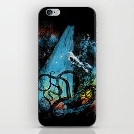 diving danger iPhone Skin