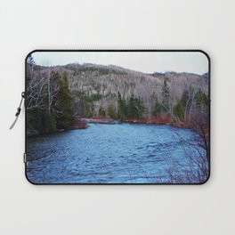 River in Nature Laptop Sleeve