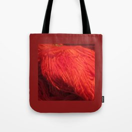 Yarn on Fire Tote Bag