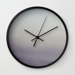 Motionless Color Pt. 1 Wall Clock