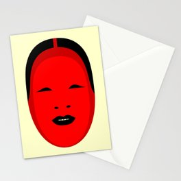 Noh, Ephemera (from Studio Glmn archives) Stationery Cards