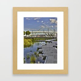 TANNER SPRINGS  Framed Art Print