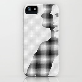 Only boring people are bored. iPhone Case