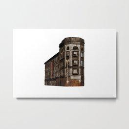 RODIER BUILDING Metal Print