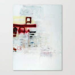 square. Canvas Print