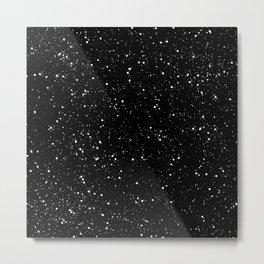 A Million Little Stars Metal Print