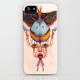 Wings. iPhone Case