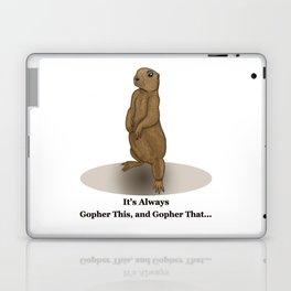 Gopher This Laptop & iPad Skin