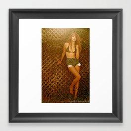 jamie helgeson #1 Framed Art Print