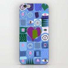 Many Hearts iPhone & iPod Skin