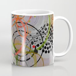 Abstract Composition 477 Coffee Mug