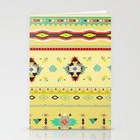 southwest Stationery Cards featuring southwest by studiomarshallarts