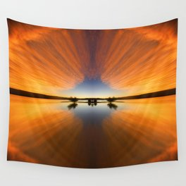 Eye of the Sun Wall Tapestry