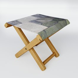 An imperial wall Folding Stool