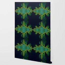 Emerald Art Wallpaper