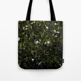 Bonitu i Flores Plumeria Tote Bag