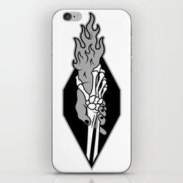 Demonkind logo iPhone Skin