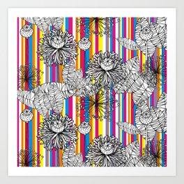 Papoula Art Print