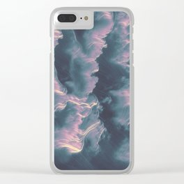 Undefined Location Clear iPhone Case