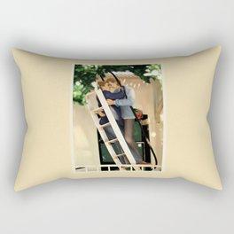 WE SAVE EACH OTHER Rectangular Pillow