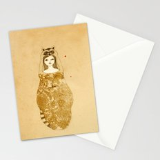 Little thief Stationery Cards