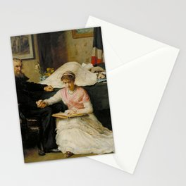 John Everett Millais - The North-West Passage Stationery Cards