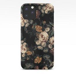 Midnight Garden XIV iPhone Case