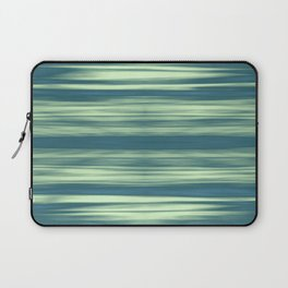 Abstraction Serenity in Afternoon at Sea Laptop Sleeve