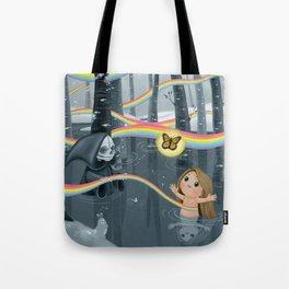 I Follow Rainbows Tote Bag